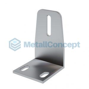Крепление для барьеров ЛДСП/оргстекло/ткань КБ.001