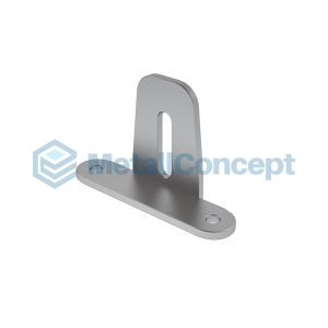 Крепление для барьеров ЛДСП/оргстекло/ткань