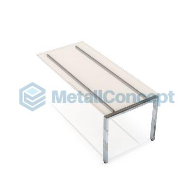 Каркас системы Бенч для линейных столов, конечный