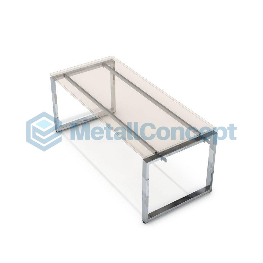 Каркас системы Бенч для линейных столов, начальный